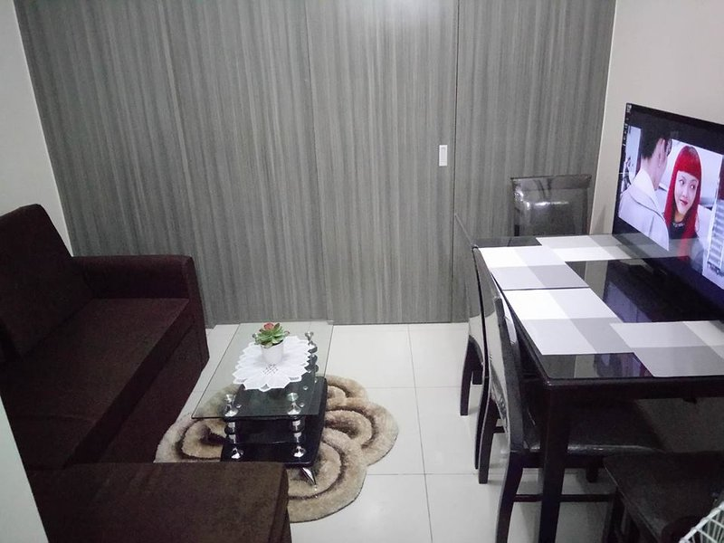 StayCation Best Value New 1BR Fully Furnished – semesterbostad i Manila