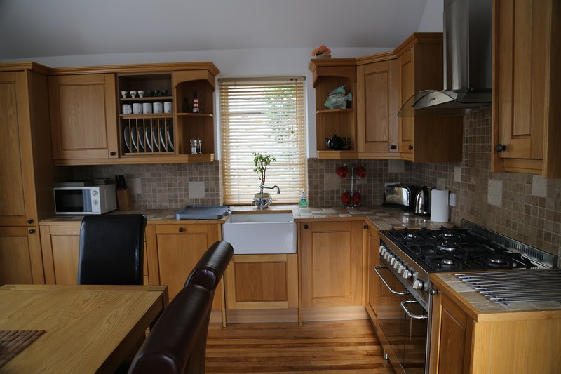 The Old Fish House, holiday rental in Kirkcudbright