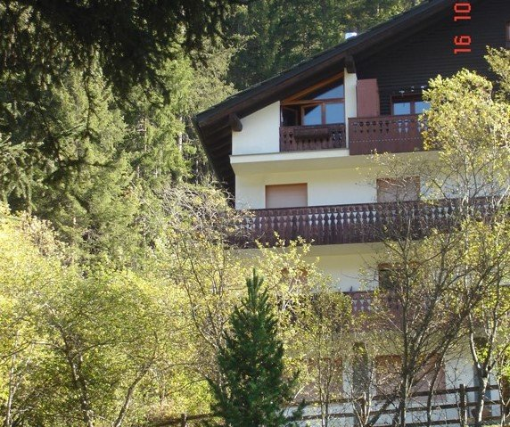 Top floor one-bedroom apartment, vakantiewoning in Gressoney Saint Jean