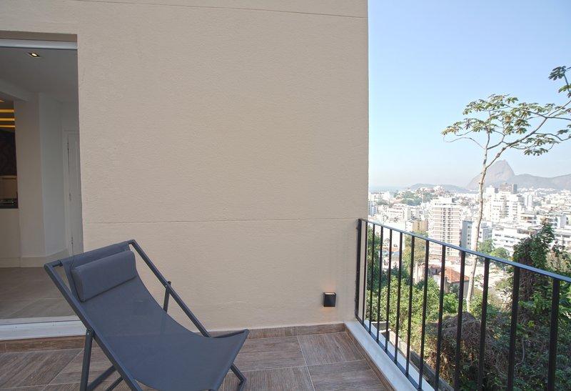 Terraza apartamento privado