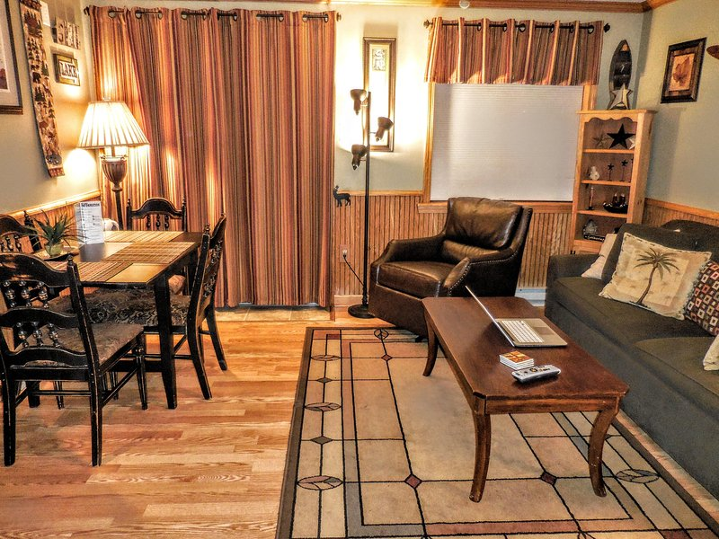Mountain Lodge 276 is a clean and cozy 1BR/1BA condo!