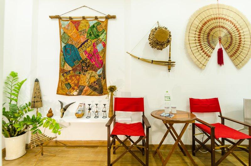 Aloe Garden Homestay Ethnic Style Room, vacation rental in Da Nang