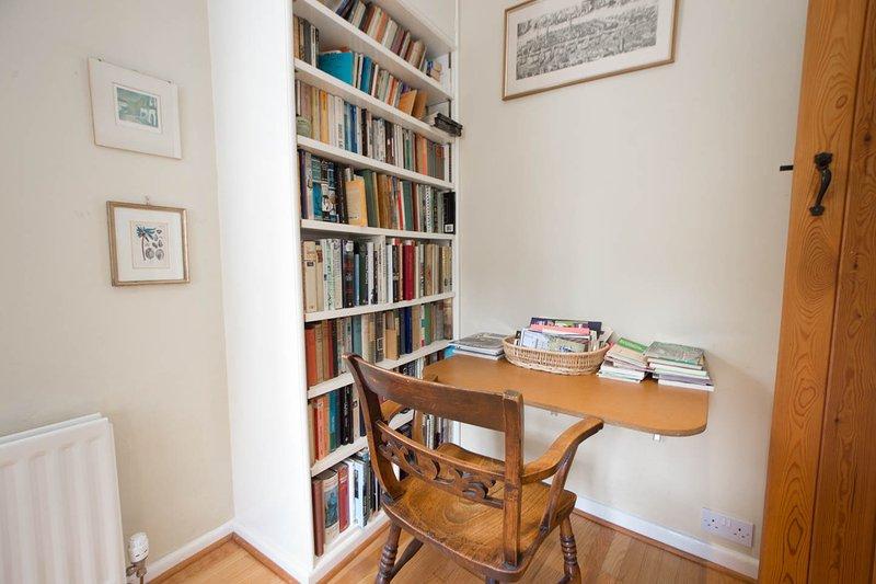 Upstairs Study Room