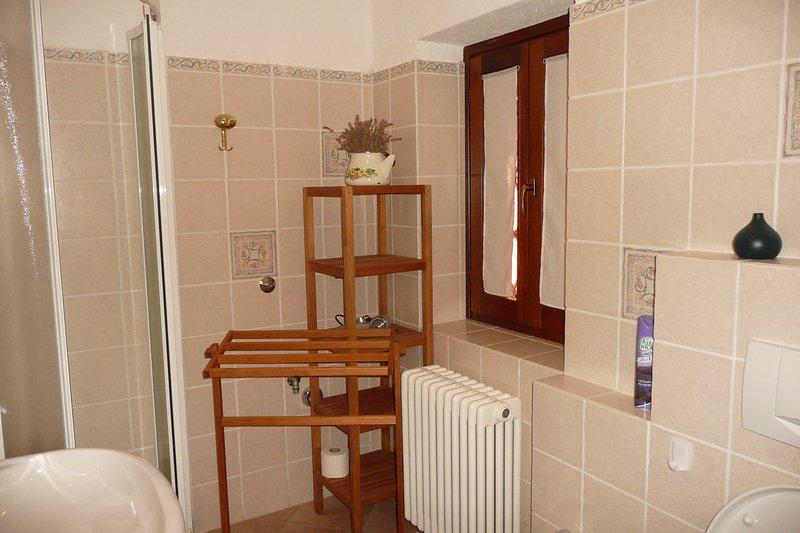 Bathroom in Bella Uno
