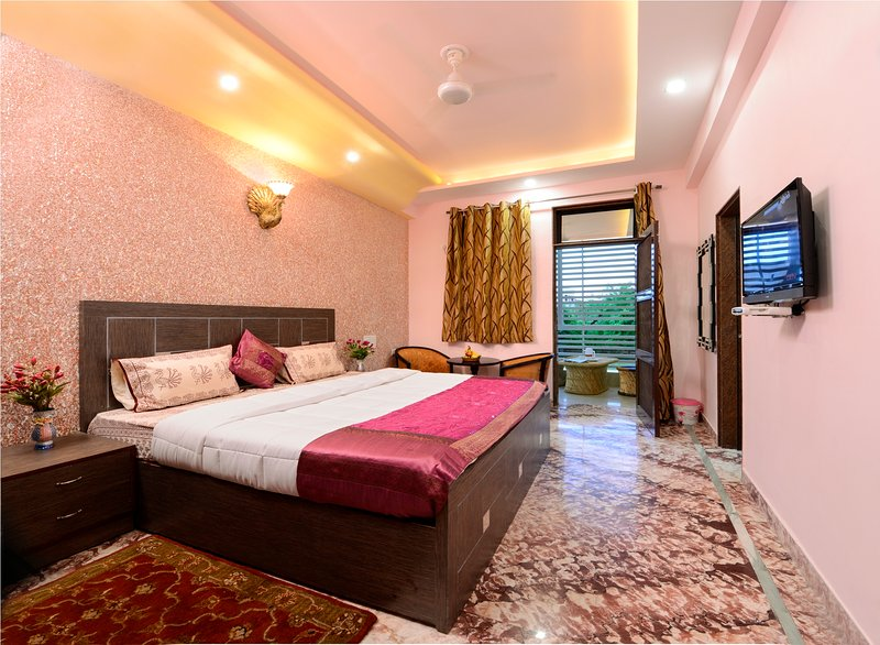 rainbow home stay, holiday rental in Agra District