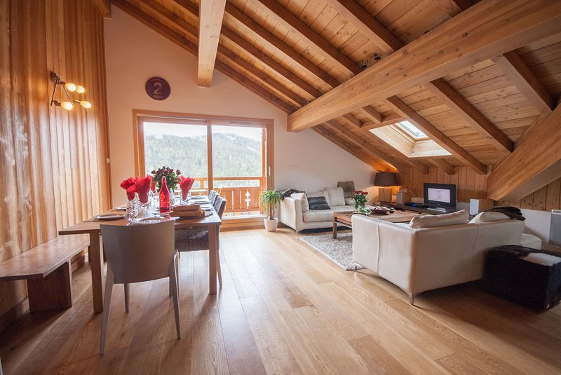 Apartment Bois du Suffin 10, holiday rental in Montgenevre