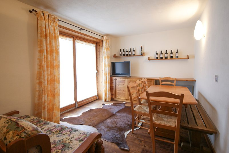 Apartment Montagnards, vacation rental in Cervieres
