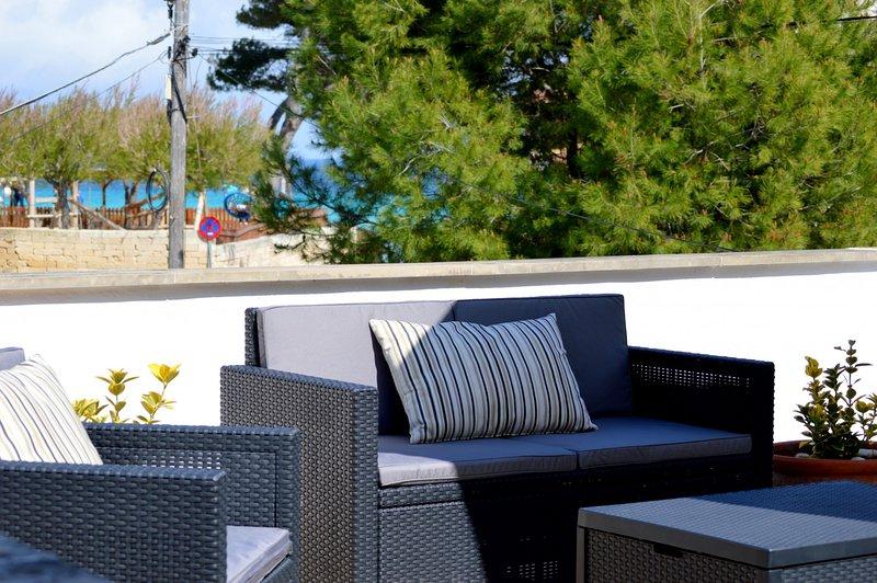 COZY APARTMENT 40 METERS BEACH, casa vacanza a Playa de Muro