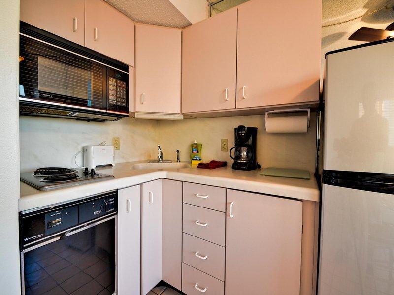 Lavavajillas incluido en cocina.