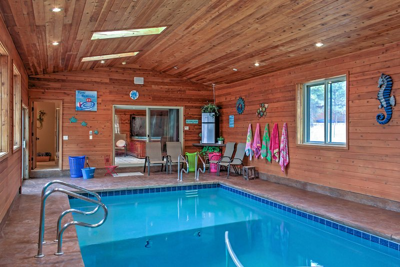 Spacious Flagstaff House w/Private Pool & Hot Tub!, vacation rental in Flagstaff