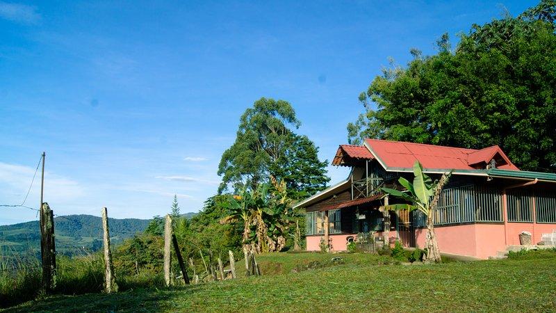 Hermoso y tranquilo lugar en el corazón de la Costa Rica rural