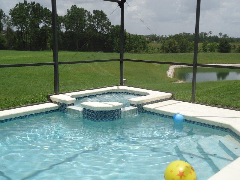 Belle piscine privée