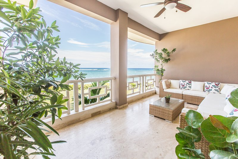 Luxury 3br apartment on Kite Beach, Cabarete, vacation rental in Cabarete