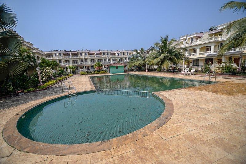 TripThrill Micon Coastal Paradise 1 Bedroom Apartment, holiday rental in Benaulim