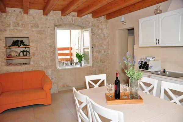 Cozinha, Apartamento Mama 2, Omis