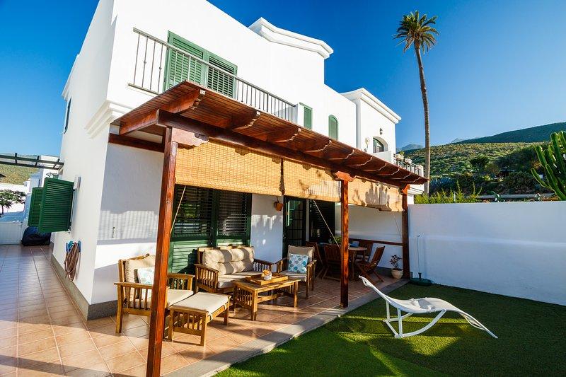 Casa Nuria, aluguéis de temporada em Agaete