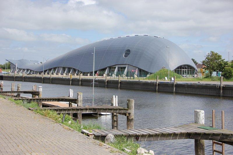 Spielewal el Mar de Wadden en Friedrichskoog