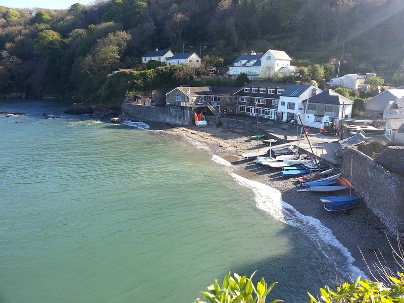Seamew Cottage, holiday rental in Rame