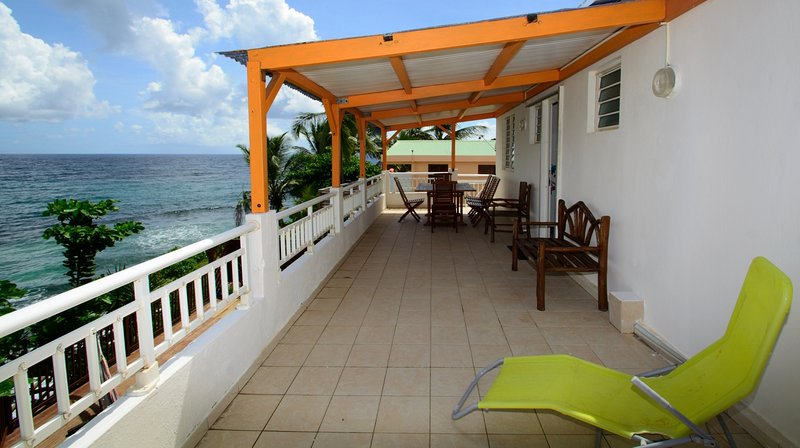 MAENA, holiday rental in Le Diamant