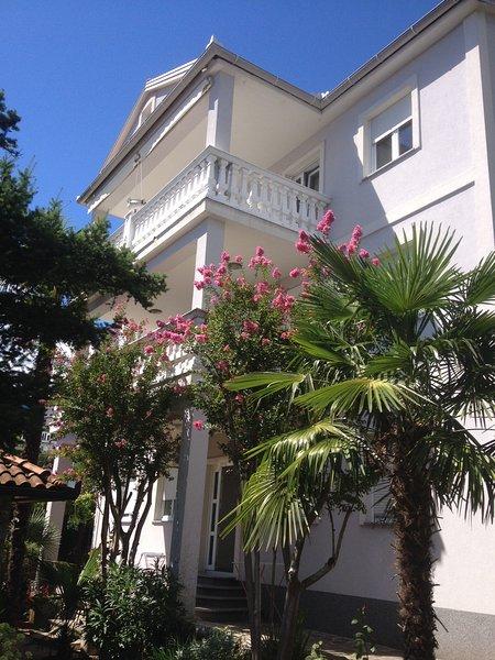 VIlla BISTROVIC ap.no1, holiday rental in Liganj