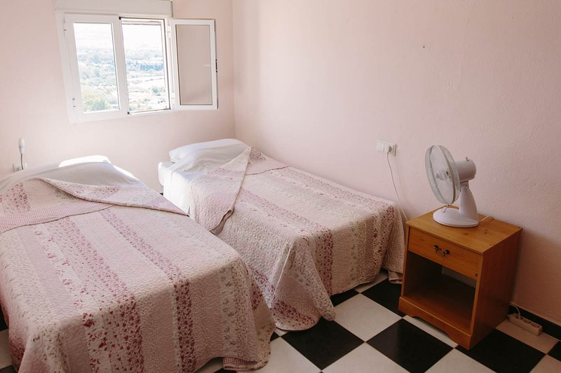 ...though this is the sweet little room sometimes even couples don't resist to use