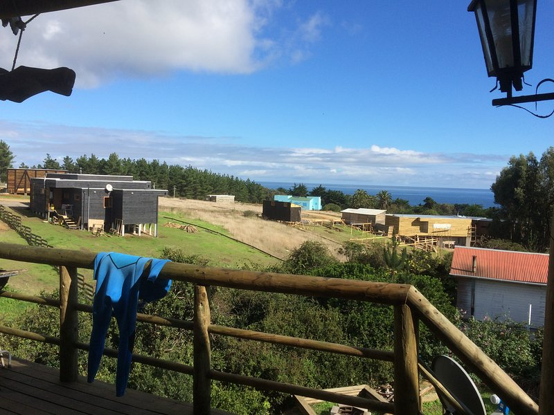 surf hostal punta de lobos, holiday rental in Pichilemu