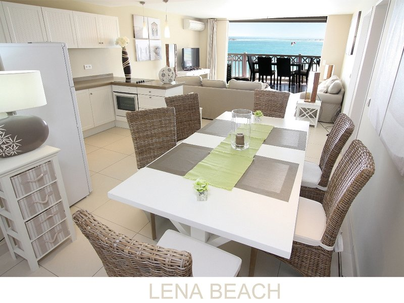 Lena Beach Haven at Mont Vernon, holiday rental in Orient Bay