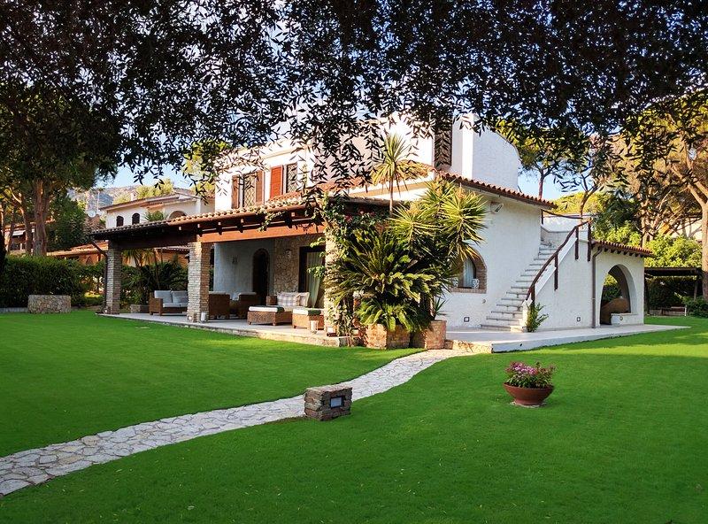 Villa Margherita, vacation rental in Santa Margherita di Pula
