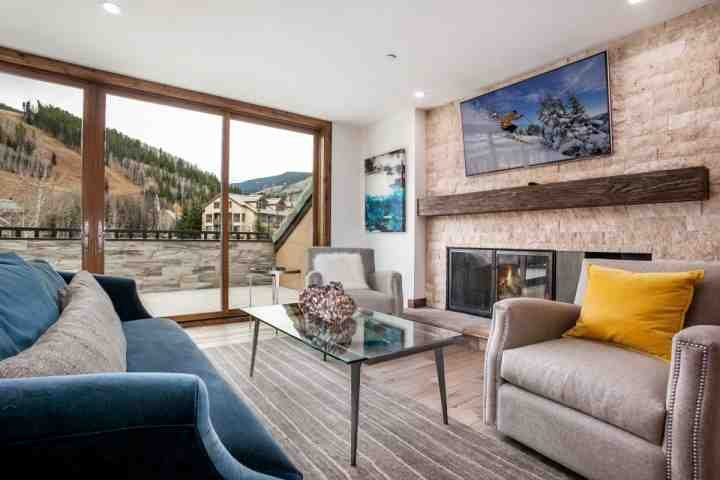 5th Floor Panoramic Views, Beaver Creek Lodge Condo, Newly Upgraded, Convenient, holiday rental in Beaver Creek