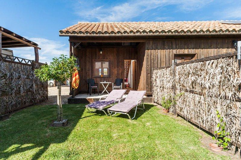 Apartamento 1 Shangri-la, Perfecto para parejas, holiday rental in El Palmar de Vejer
