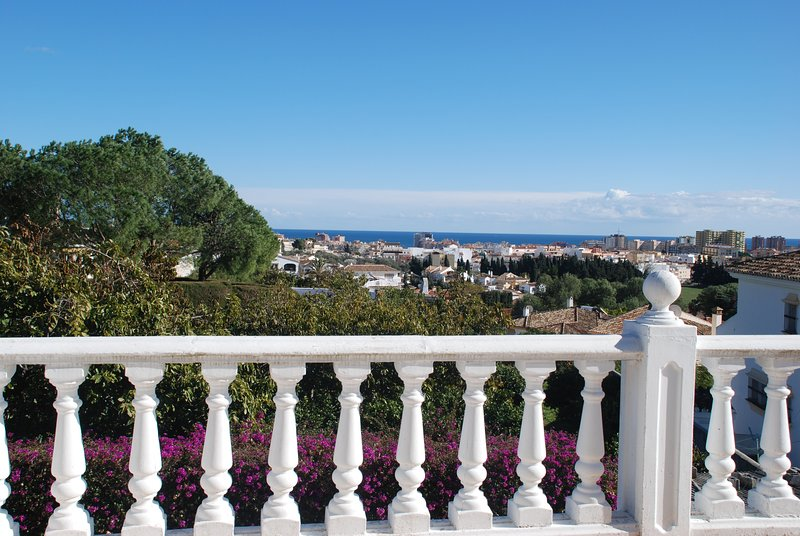 View from the Front Balcony