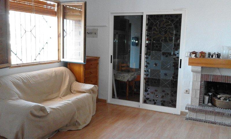 Alquiler de chalet en los Baños de Fortuna., casa vacanza a Villanueva de Rio Segura