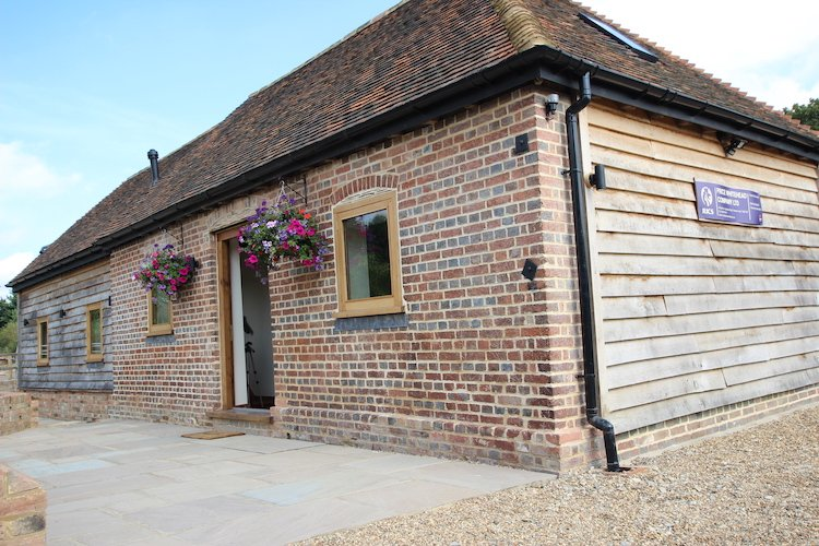 The Stable at Checksfield Farm, Tenterden, holiday rental in Stone in Oxney