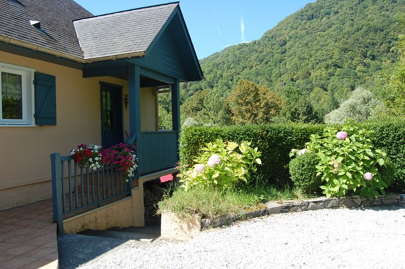 The Ardalh, a cottage in the Pyrenees