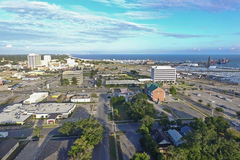 Downtown Gulfport si trova a 7 isolati di distanza.