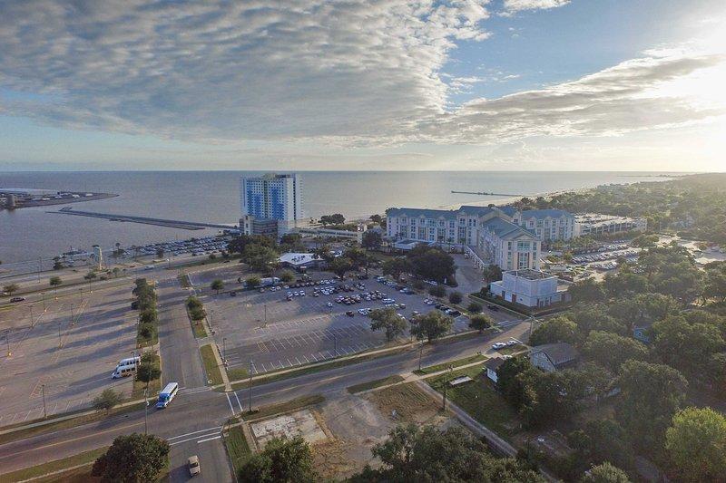 La zona di Gulfport è piena di attività per tutti.