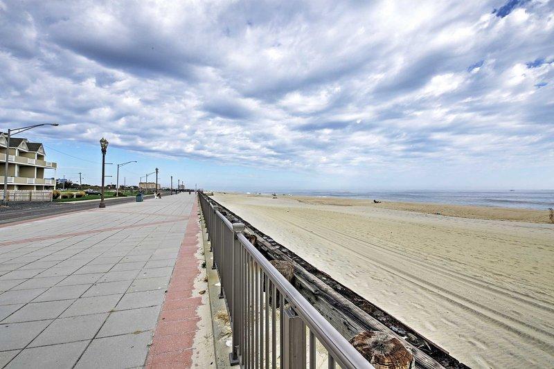 Walk to Beaches