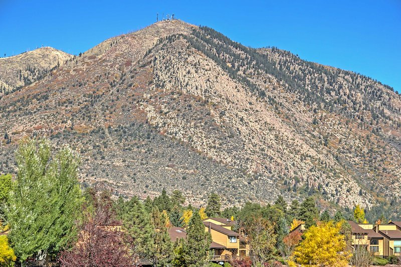 Come fall in love with Flagstaff!