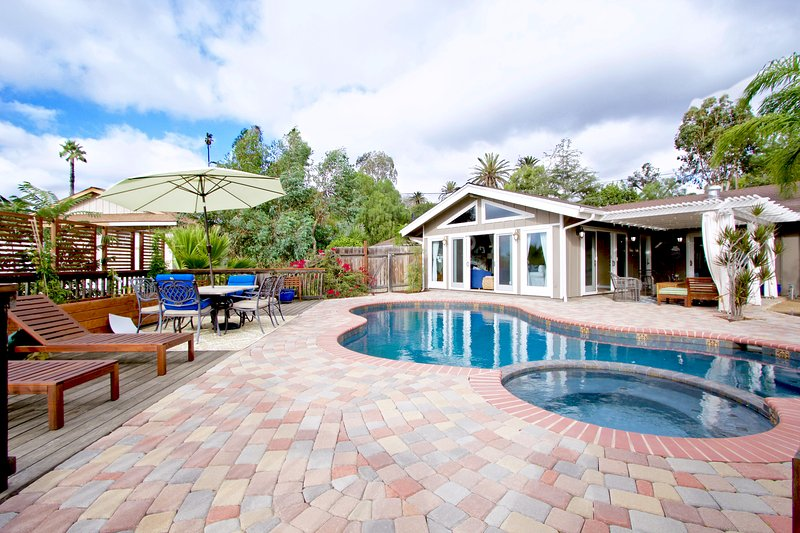 Enjoy Southern California outdoor living at it's finest
