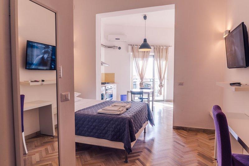 Indila Guest House, alquiler de vacaciones en Regio de Calabria