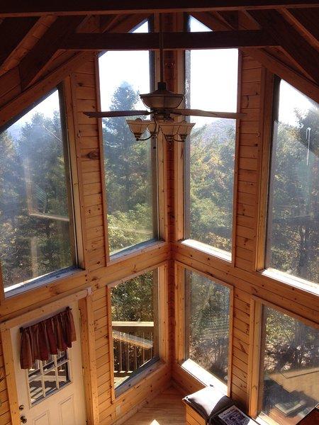 Vistas desde den principal y Loft