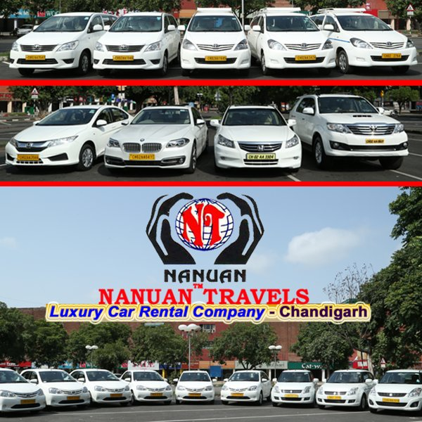 North India Luxury Taxi Service