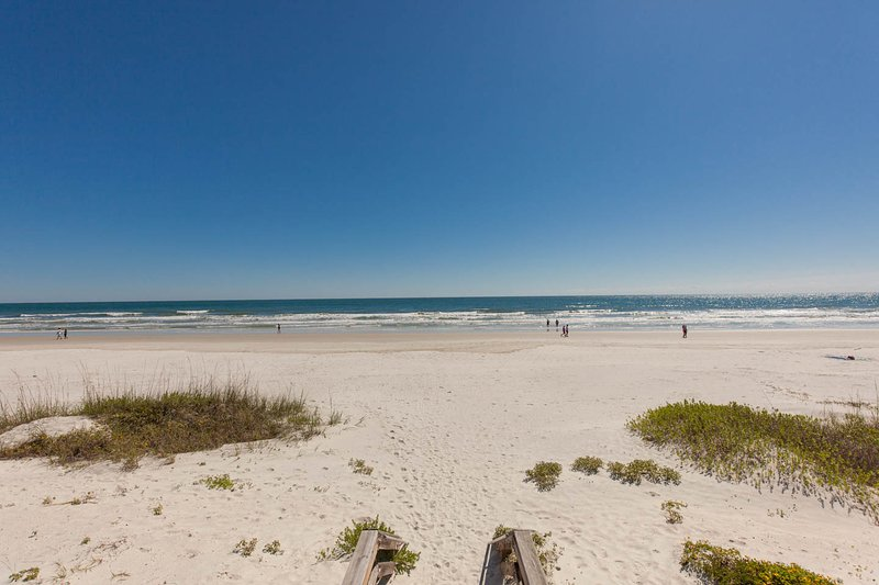 This is New Smyrna Beach