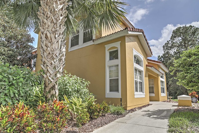 Situated in the desirable Emerald Island Resort just 2.5 from Disney, this townhome promises an unforgettable vacation!