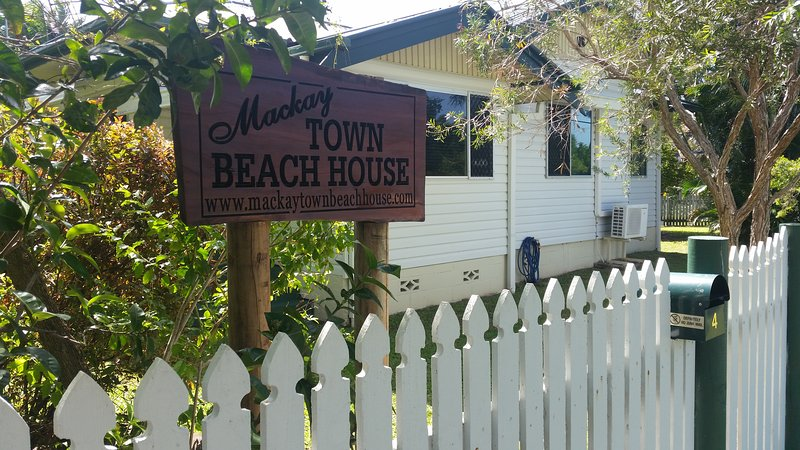 Mackay, Town Beach House, holiday rental in Mackay