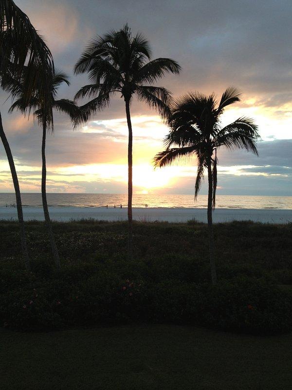 Million dollar view from rare beachfront villa