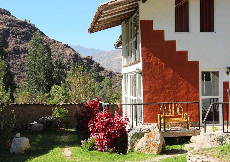 Asesoría para el Viajero aventurero, vacation rental in Ollantaytambo