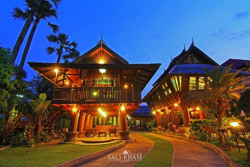 The Sali-Kham 1, alquiler de vacaciones en Lamphun