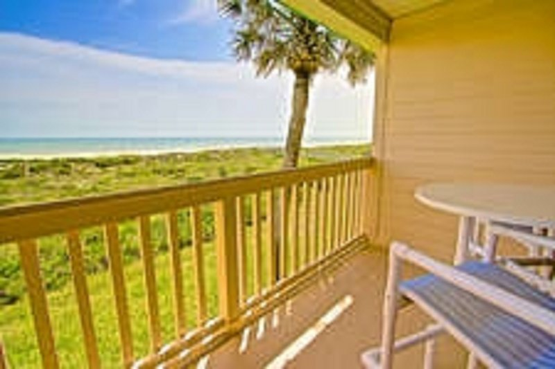 Enjoy the scenic ocean view from your private balcony!