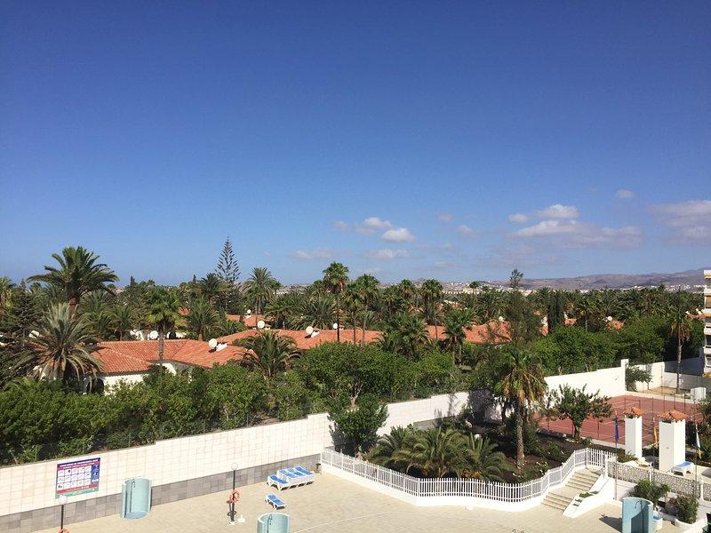 A Fantastic view..., vacation rental in Maspalomas
